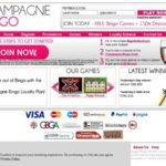 Champagne Bingo Casino