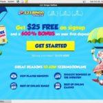 123 Bingo Online Registration Page