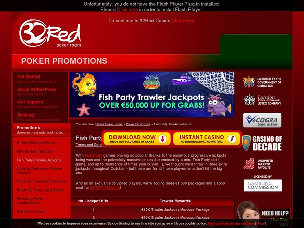 32redpoker How To Join