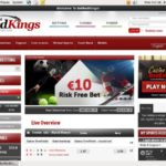 Bet Red Kings Bingo Bonus