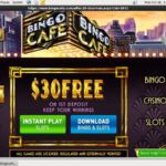 Bingo Cafe Entercash