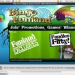 Bingo Funland Pay By Phone
