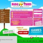 Bingo Yard Es