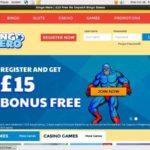Bingohero Registration