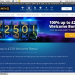 Cashino Register Bonus