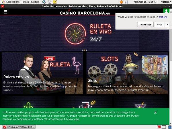 Casino Barcelona Bitcoin Deposit