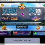 Casino Bonus Slot Fruity