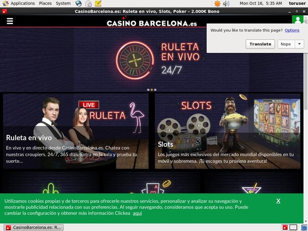 Casinobarcelona Entro Pay