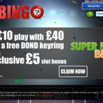 Dealornodealbingo New Customer