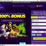 Dreams Casino Deposit Codes