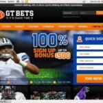 GT Bets NASCAR Bitcoin Deposit