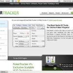 Get Poker Tracker Free Bet