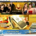 Gold Betting 50 Free Spins