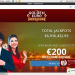 Golden Euro Casino Promotional Code