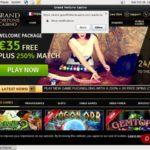 Grand Fortune Casino Free Bet
