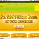 Honeybees Bingo Ocha Pay