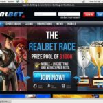 Login To Realbet