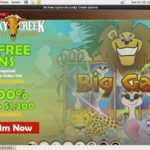 Luckycreek Join Offer