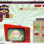 Luckydinerbingo Pay With Paypal