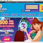 My Stars Bingo Mobile Payment