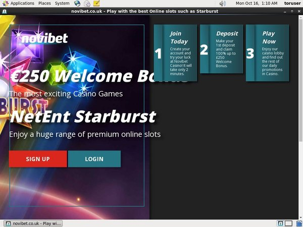Novibet Best Gambling Offers