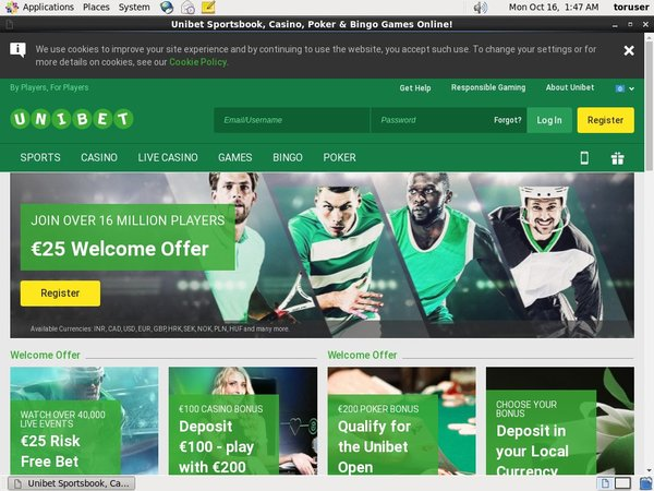 Pay By Phone Unibet