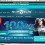 Platincasino Dot Pay