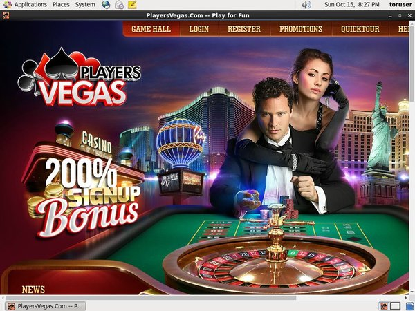 Playersvegas No Deposit Required