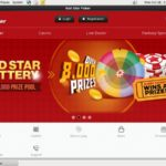 Red Star Poker 레지스터