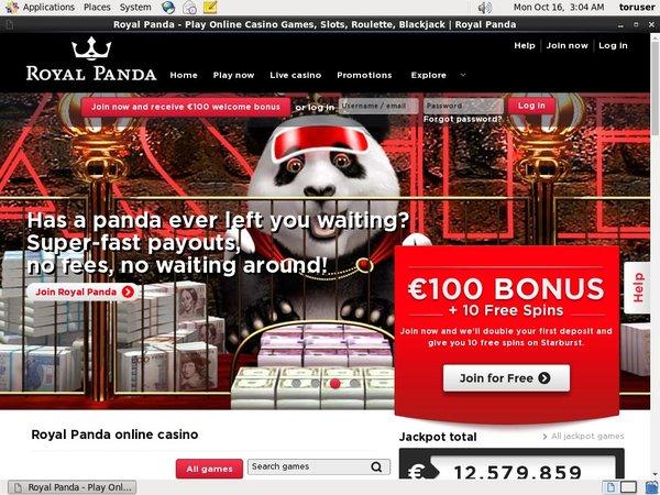 Royal Panda Offers