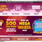 Scopebingo Welcome Bonus No Deposit