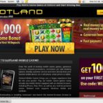 Slot Land Mobile Android App