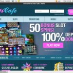 Slots Cafe Casinos