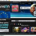 Spinson Free Coupon