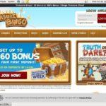 Treasure Bingo 300 Euro Bonus