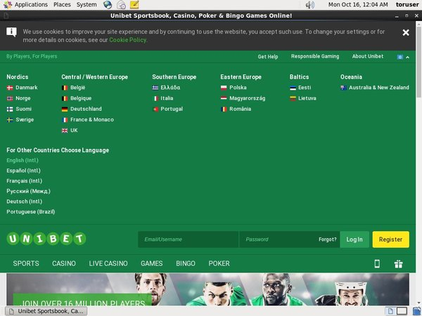 Unibet Coupon