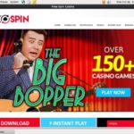 Welcome Bonus Freespin
