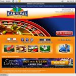 Welcome Carnival Casino Bonus