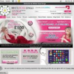 White Rose Bingo E Wallet