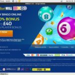 William Hill Bingo Norsk