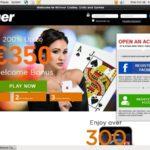 Winner Live Casino Special
