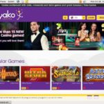 Yakocasino Coupons