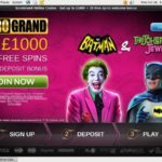 Euro Grand Casino Safetypay