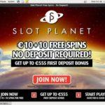Slot Planet Login