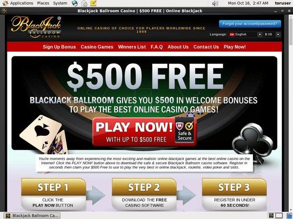 Www Blackjack Ballroom Com