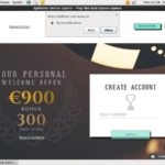 Create Spilleren Account