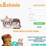 Cashmio New Account