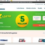 Oz Lotteries Android App