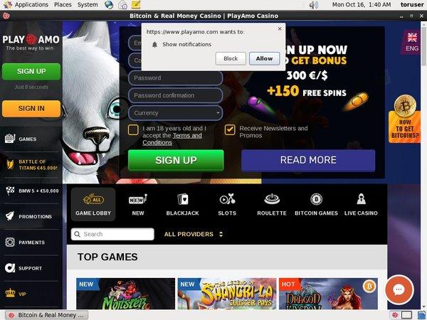 Play Amo Mobile Poker