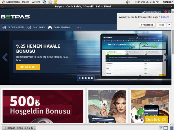 BetPas Play Online Casino